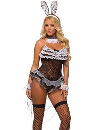 Costum sexy iepuras