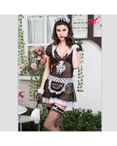 Costum sexy menajera