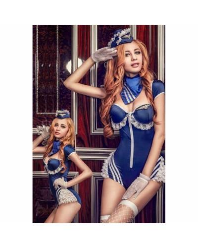 Costum sexy stewardesa